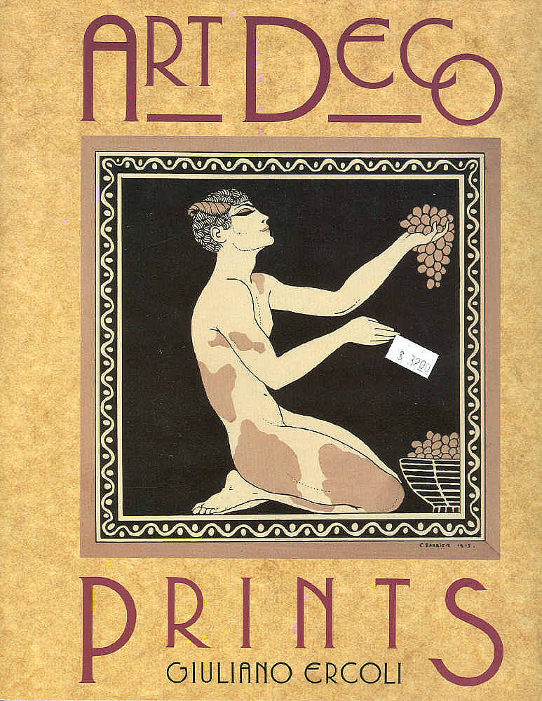 Book Cover Art Deco : Art books s artwork titled deco prints presented by